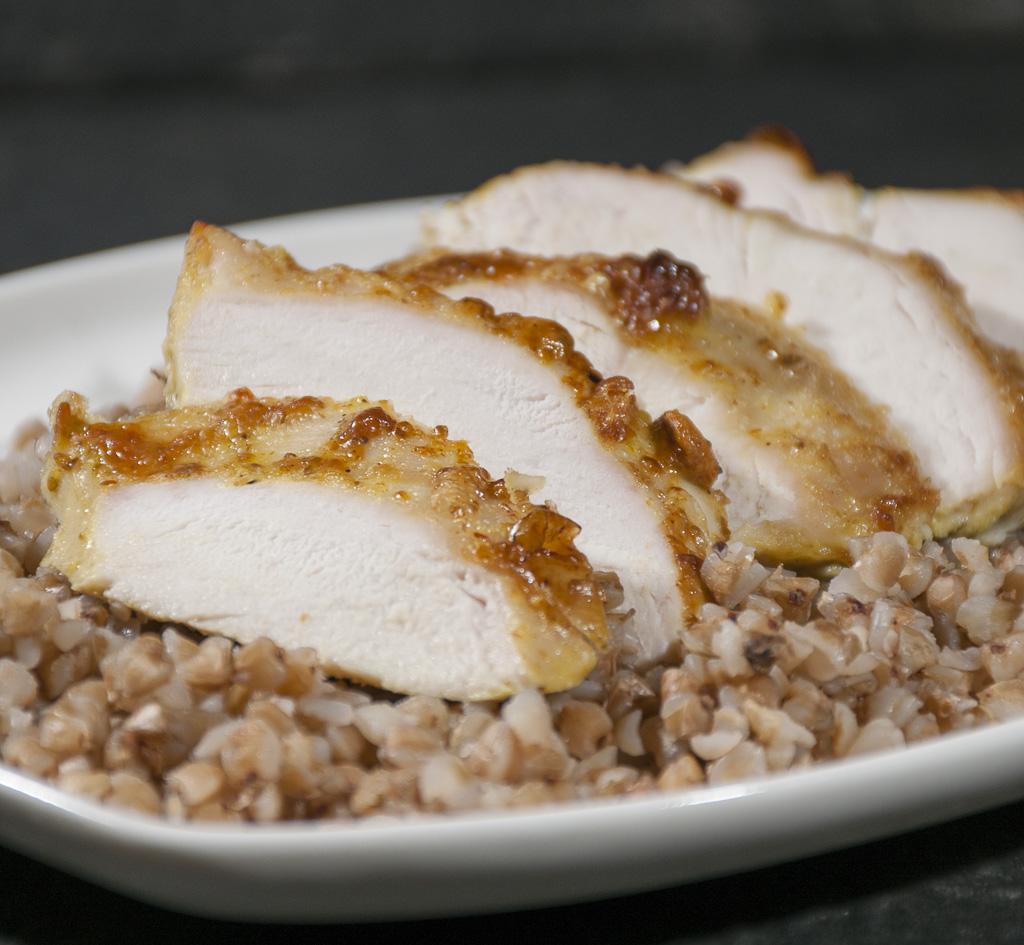 Majonēzē marinēta vistas fileja